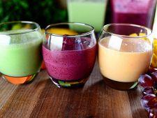 Rasfaturi sanatoase: 5 smoothie-uri bune de consumat printre mesele
