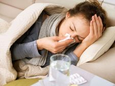 Inca trei romani au murit din cauza gripei! Harta celor mai