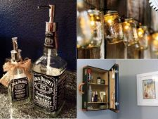 Fii creativ! Da o noua viata obiectelor vechi de prin casa