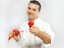 Gateste cu Buddy Valastro! Paste savuroase cu legume pentru o masa usoara si satioasa