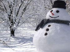 Au fost interzisi oamenii de zapada! Ce risca cei care continua sa ii faca