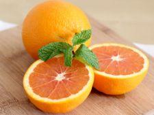 Cum pastrezi coaja de portocala pentru prajituri