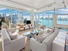 Penthouse-ul din sticla care iti aduce New York-ul la picioare