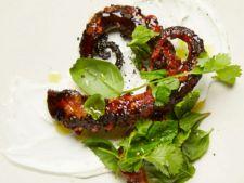 Tentacule picante de caracatita cu sos chili