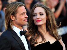 "Brad Pitt: ""Angelina a dezlantuit Iadul"""