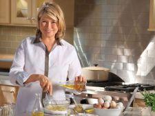 Gateste cu Martha Stewart un mic dejun apetisant: briose cu zucchini