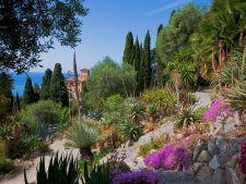 Gradina botanica Hanbury, paradisul mediteranean al Italiei