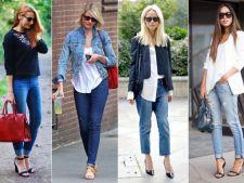 Cum sa porti jeansii zi de zi