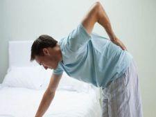 Nu neglija durerile de spate! Pot fi semnul unor boli interne grave