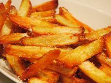 Secretul celor mai gustosi cartofi prajiti. Asa ii vei face mereu de acum!