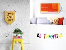 Creeaza tablouri unicat cu care sa iti decorezi casa