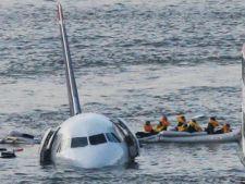 Imagini dramatice cu prabusirea unui avion. Le-a trecut prin fata ochilor!