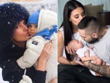Top 4 bebelusi de vedeta. Care este mai dragalas?