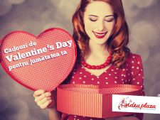 Nu uita sa iti surprinzi persoana iubita de Valentine's Day