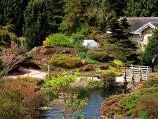 Grabina Botanica din Edinburgh, o bijuterie regala a Scotiei