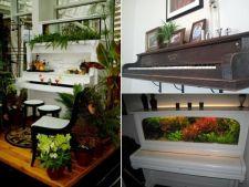 7 modalitati inventive de a refolosi un pian vechi