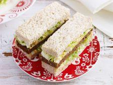 5 retete de sandvisuri, rapide si satioase