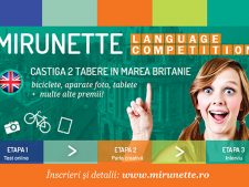 Castiga o tabara de 2 saptamani in Anglia, oferita de Mirunette International Education!