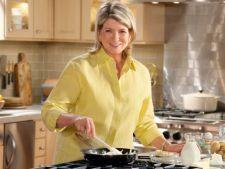 Gateste cu Martha Stewart o senzationala tarta cu ciocolata si crema caramel
