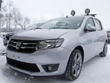 Dacia lanseaza un nou model de masina. Imagini in premiera