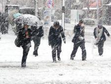 Se intorc ninsorile. Iata cat de urata va fi vremea in urmatoarele zile!