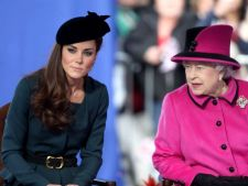 Scandal regal. Kate Middleton, somata de Regina sa inchida gura familiei