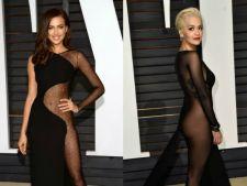Rita Ora si Irina Shayk