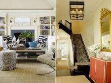 Invata cum sa folosesti animal printul in designul casei tale