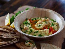 3 retete delicioase de humus