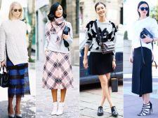 Cum sa porti puloverul. 8 sugestii de care sa tii cont