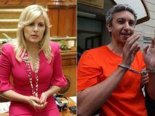Elena Udrea si Dan Diaconescu se plang de mancarea proasta si de gandacii din arest