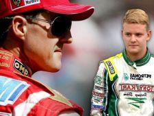 Scenariul se repeta? Fiul lui Schumacher, accident cu masina la 160 de kilometri pe ora