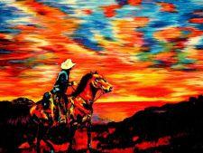 Aceste picturi senzationale sunt ralizate de un artist ORB!