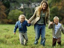 5 indicii ca te descurci excelent ca mama singura