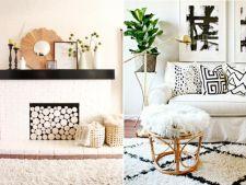 7 trenduri ieftine pentru interioare hot