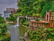 Gradina Tropicala Monte Palace din Madeira, unul dintre cele mai spectaculoase parcuri botanice
