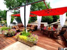 Infrumuseteaza-ti terasa. 7 elemente care nu trebuie sa-ti lipseasca