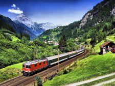 Trenuri celebre in Europa: 5 trasee spectaculoase pe care sa le urmezi