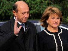 Traian Basescu, despre sotia sa: