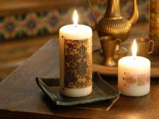 5 lumanari decorative pentru Paste rapid de facut