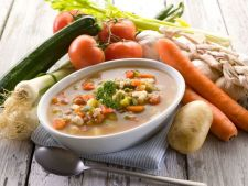 3 retete de ciorba de legume usor de preparat