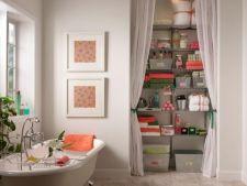 5 spatii de depozitare pentru baie la care nu te-ai fi gandit