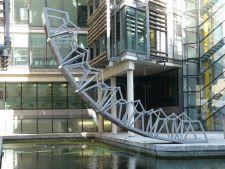 Premiera! Cat de spectaculos arata primul pod rulant din lume