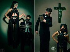 Un designer roman socheaza cu o colectie sado-maso
