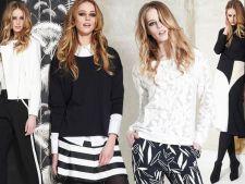 6 moduri incredibile de a purta tinute alb-negru