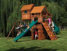 Cum sa amenajezi un spatiu de joaca pentru copii in gradina