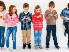 Alarmant! Copiii devin autisti din cauza telefoanelor si a tabletelor