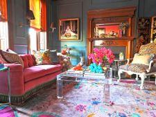 Canapeaua colorata, accesoriul vesel din livingul tau