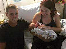 Un tanar de 23 de ani a devenit si tata si bunic intr-o singura saptamana