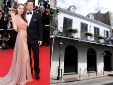 Angelina Jolie si Brad Pitt isi vand casa. Iata cum arata si ce pret urias are